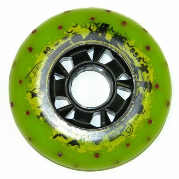 Sparkling Wheels 85A Green