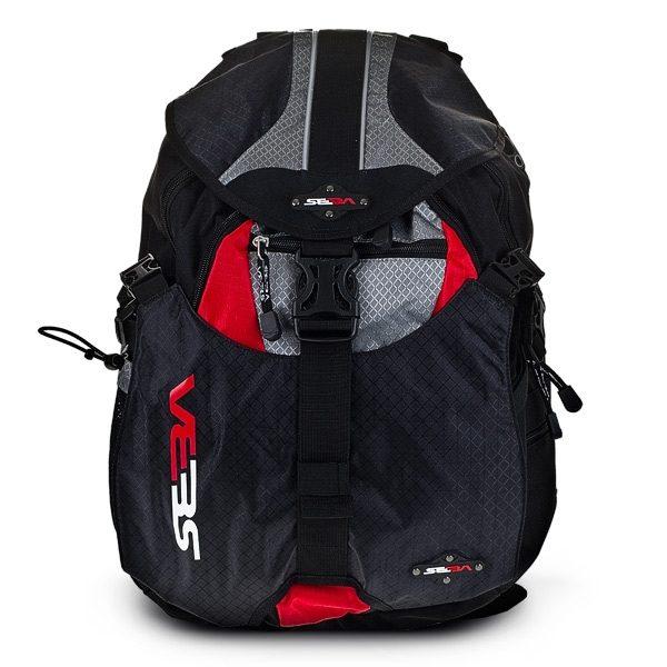 Seba Small Bag Black and White