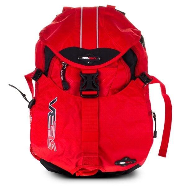 Seba Small Bag Red