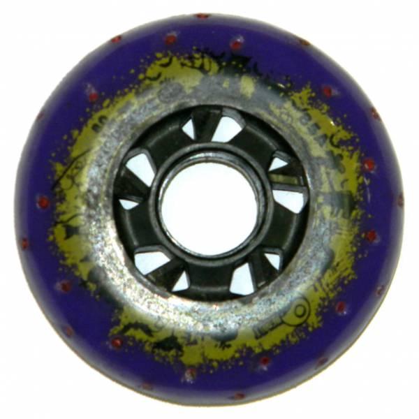 Sparkling Wheels 85A Purple