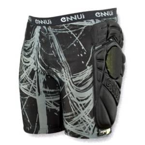 ENNUI City Crash Shorts front