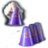 SEBA Dual Density Cones - Purple
