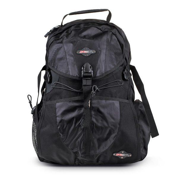 Seba Large Backpack Black