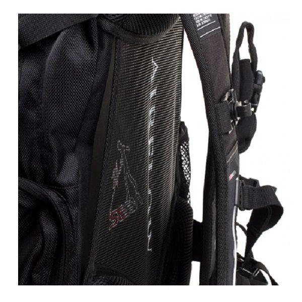 Seba Large Backpack back support