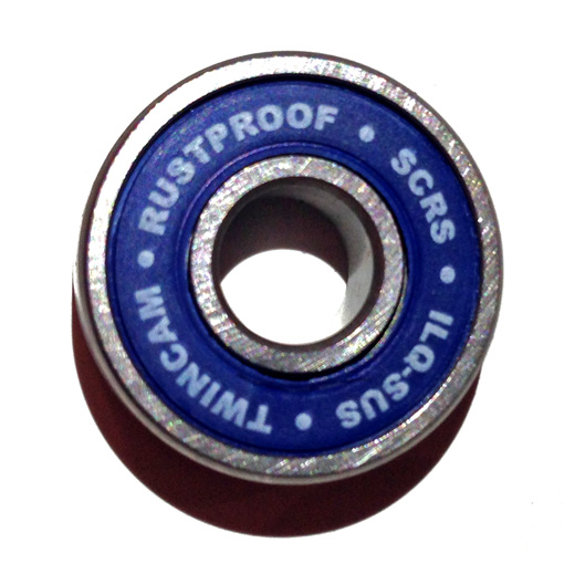 Twincam Rustproof bearing