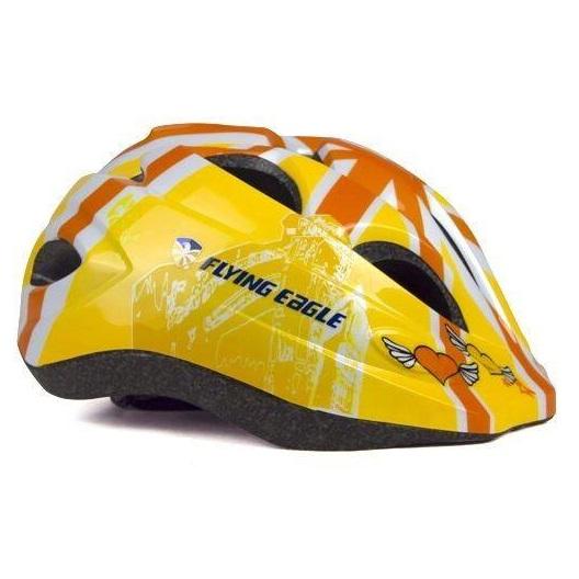 FE V5 Combo Set Orange helmet