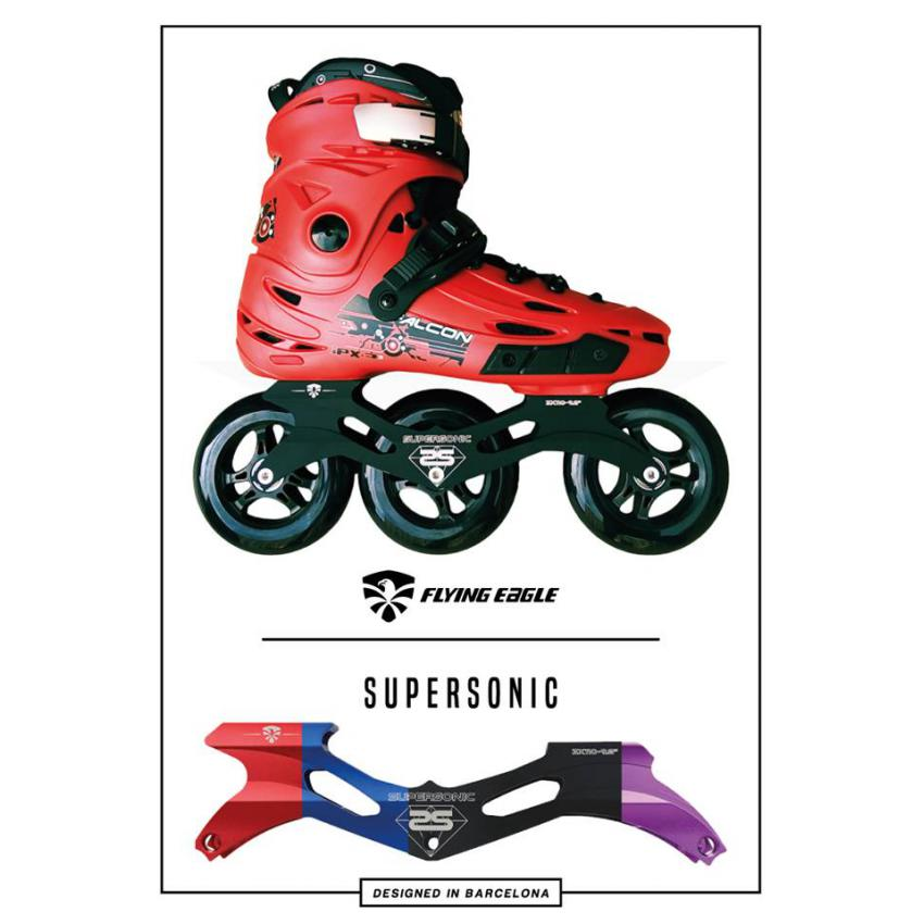 FE Supersonic add