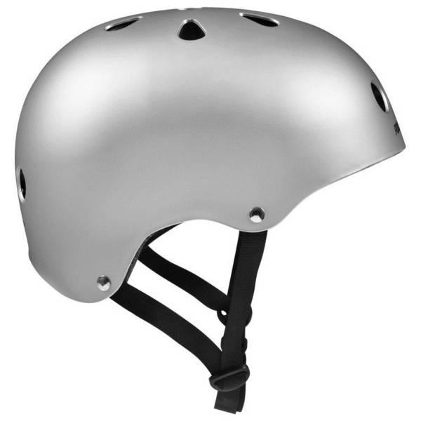 Powerslide Allround Stunt Helmet Silver