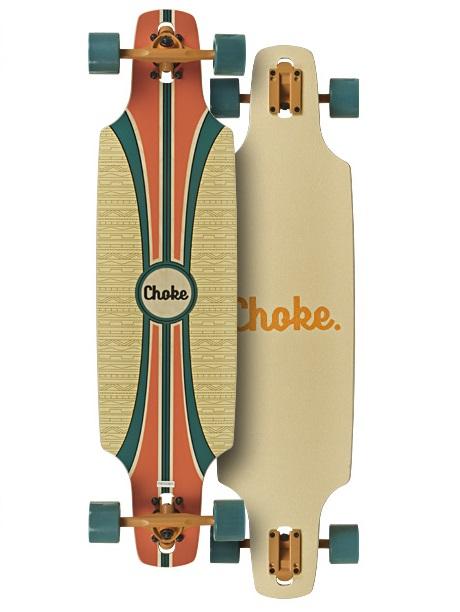 Choke Tracer Dropthrough Longboard