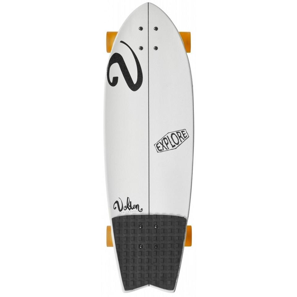 Volten Fish Cruiser Skateboard