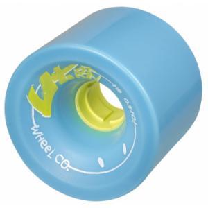 Utuba Fringe blue Longboard Wheels 70x50mm