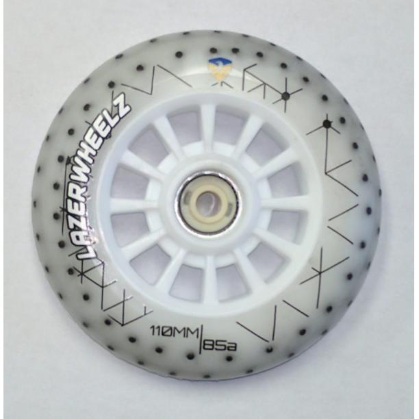Flying Eagle LAZERWHEELZ 110mm 85A LED & Sparkling