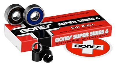 Bones Super Swiss Bearings 6