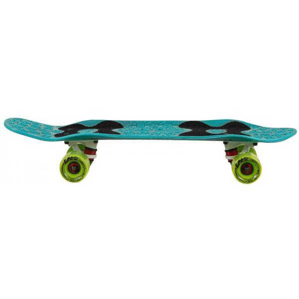 Choke Spicy Sabrina Forest Green Super Cruiser Skateboard