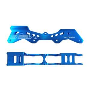 SEBA Deluxe Blue Frame Rockered 165/180/195 mount