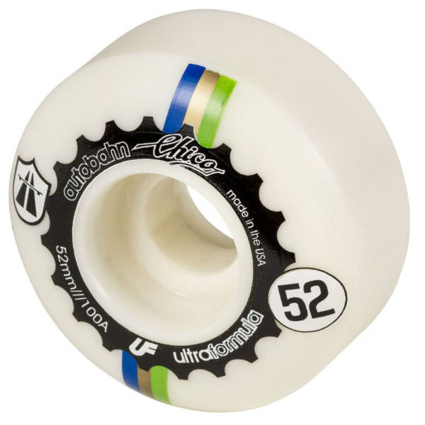 "Autobahn Chico Brenes ""Veloce"" Pro Skateboard Wheels 52mm (4 pack)"