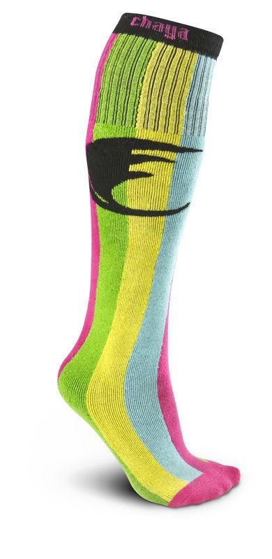 Chaya Tube Socks Rainbow