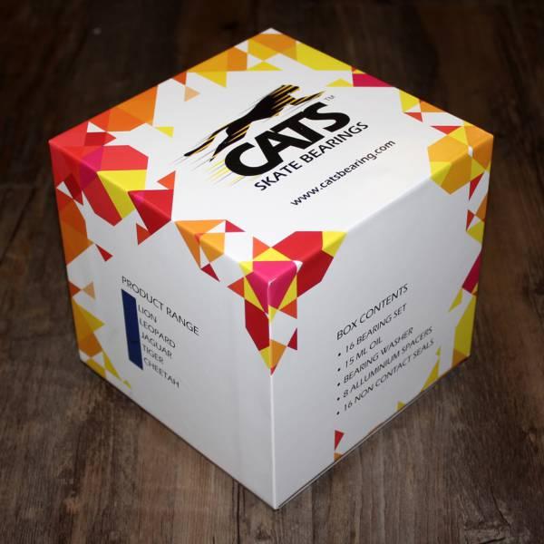Cats Bearing Box