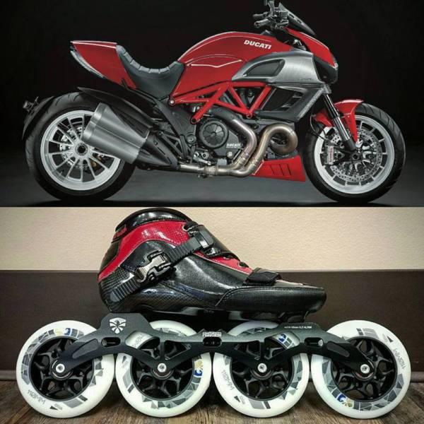 FR Phantom vs Ducati