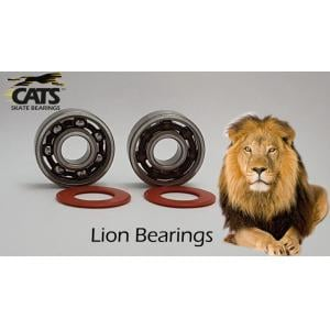 Cats Bearing Lion 608 Bearings (16 pack)