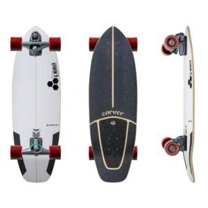 "Carver CI New Flyer 30.75"" Surfskate"