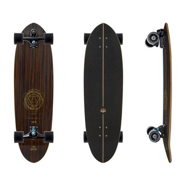 "Carver Haedron No.9 35"" Surfskate"