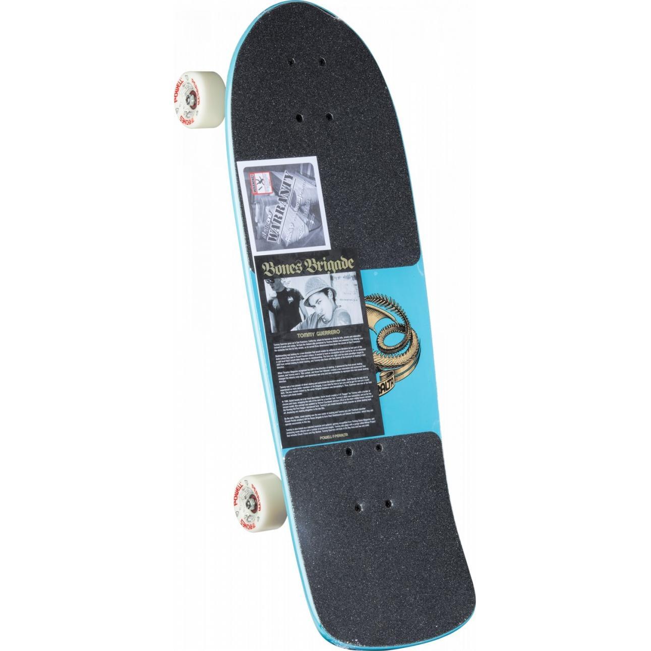 Bones Brigade Tommy Guerrero Complete Skateboard Blue - 9.6 x 29.18