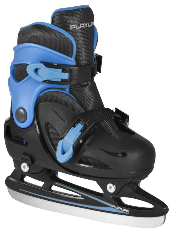 Playlife Cyclone Boys Size Adjustable Ice Skates