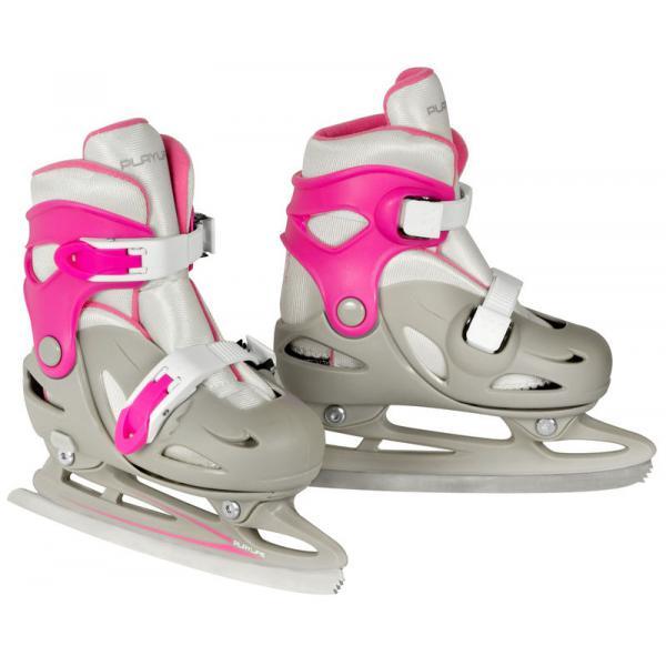 Playlife Cyclone Girls Size Adjustable Ice Skates