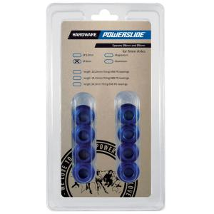 Powerslide 8mm Spacers for 608 Bearings