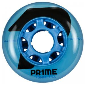 PRIME Maximus Blue Indoor Hockey 76mm 74A (4 PACK)