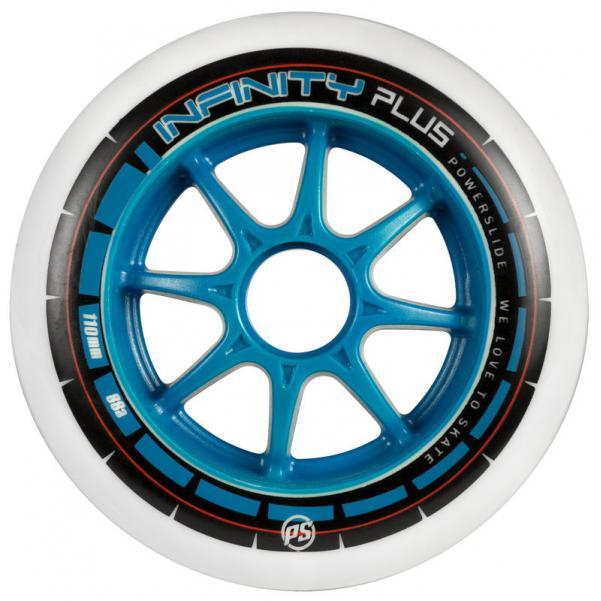 Powerslide Infinity Plus SHR DD 110mm 88a (2 Pack)