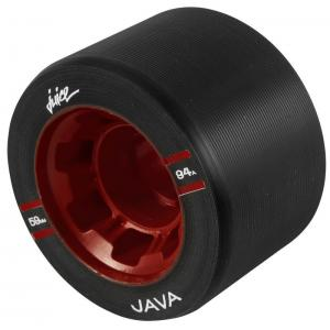Java Juice Deep Red Derby Wheels 59x38mm 94A