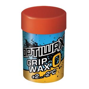 Optiwax Grip Wax 0 +2/-2°C