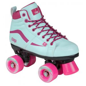 Chaya Glide Turquoise Junior Vintage Roller Skates