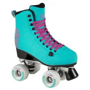 Chaya Melrose Deluxe Turquoise Quad Skates 2018