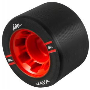 Java Juice Deep Red Derby Wheels 59x38mm 92A