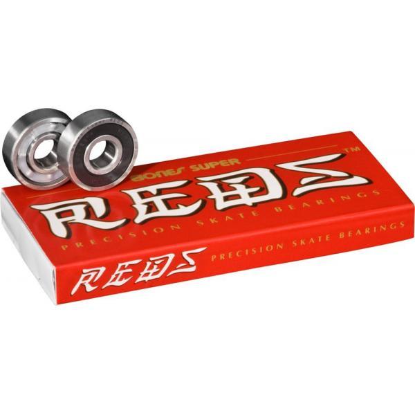 BONES Super Reds Skate 608 Bearings (8 pack)