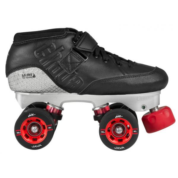 CHAYA Onyx Roller Derby Boots / Skates 2018