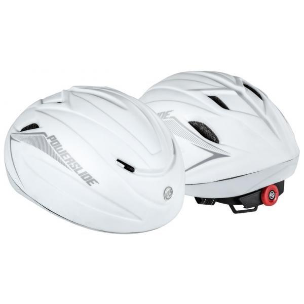 Powerslide Blizzard White Helmet