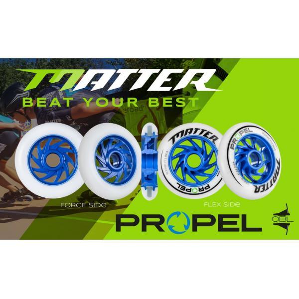Matter Propel 110mm F2 84A 2018 (2 Pack)