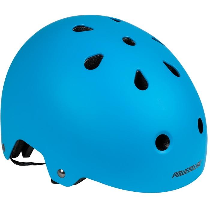 Ennui Helm Elite weiß Allround Stunt Skate Helmet white 54-59cm by Powerslide