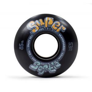 ENUFF Corelites Wheels 52mm 101a Black//Red Skateboardrollen